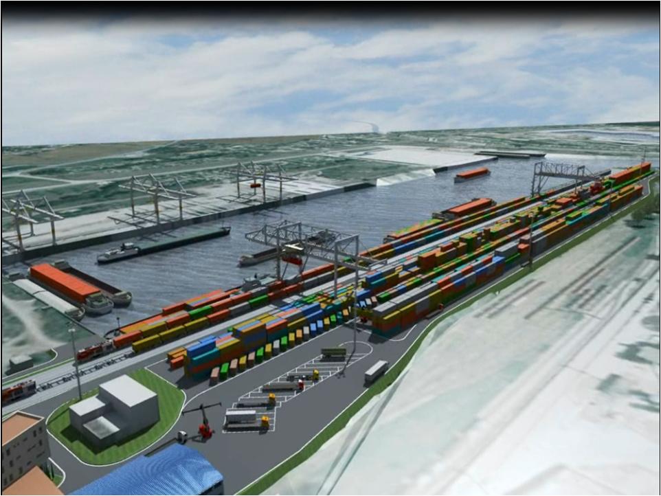 Terminál intermodálnej nákladnej prepravy Bratislava prístav
